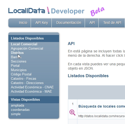 Visualizando los datos de nuestra API con Datawrapper